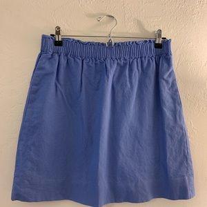 J. Crew Factory Sidewalk Skirt